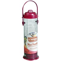 Kingfisher  Plastic Bird Feeder - 9in