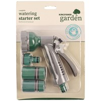 Kingfisher  Garden Hose Spray Gun Set