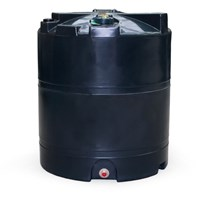 Kingspan Titan  EcoSafe Bunded Vertical Oil Tank Top Outlet - 1,300 Litre