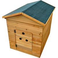 Nobby  Wooden Kennel - Extra Large