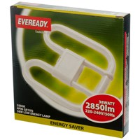 Eveready  CFL 2D 4 Pin Light Bulb - 38W