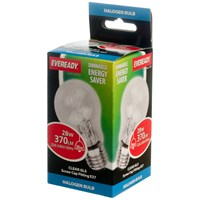 Eveready  Eco Halogen GLS Light Bulb - 28W ES