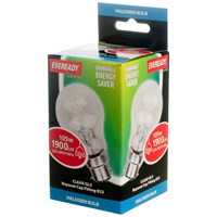 Eveready  Eco Halogen Light Bulb - 103W BC