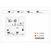 Schuller  7 Day Central Heating Programmer